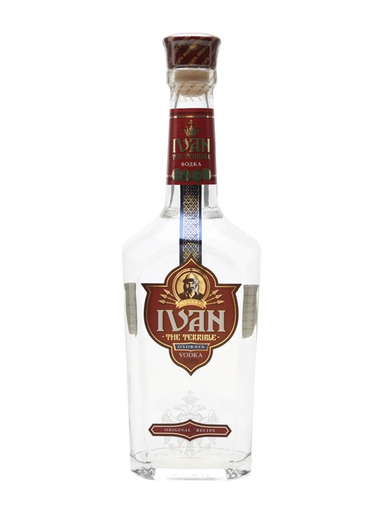 Ivan the Terrible Vodka