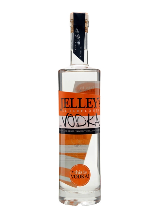 Jelley's Elderflower Vodka