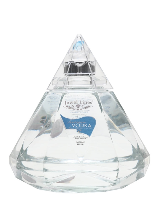 Jewel Lines Precious Vodka / Topaz