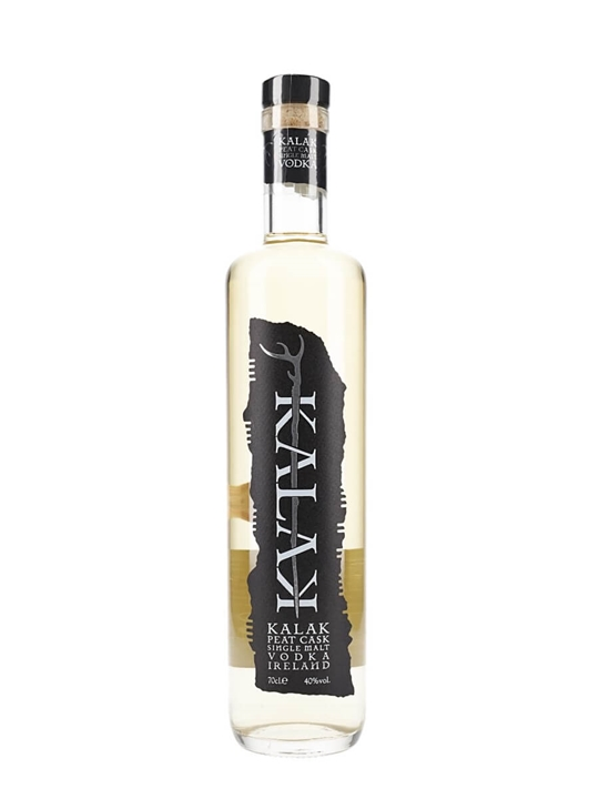Kalak Peated Cask Single Malt Vodka