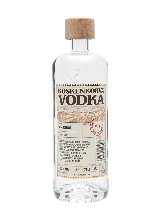 Koskenkorva Original Vodka