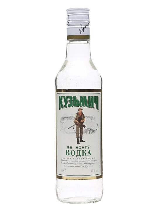 Kuzmich Vodka / Okhotu (hunt)
