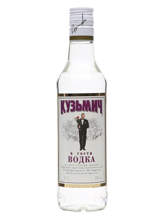 Kuzmich Vodka / Gosti (guests)