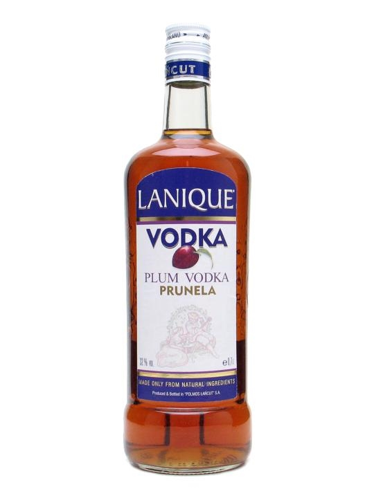 Lanique Prunela Plum Vodka Spirit / Polmos