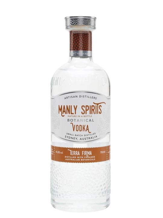 Manly Spirits Terra Firma Botanical Vodka