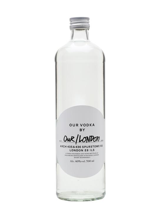 Our London Vodka