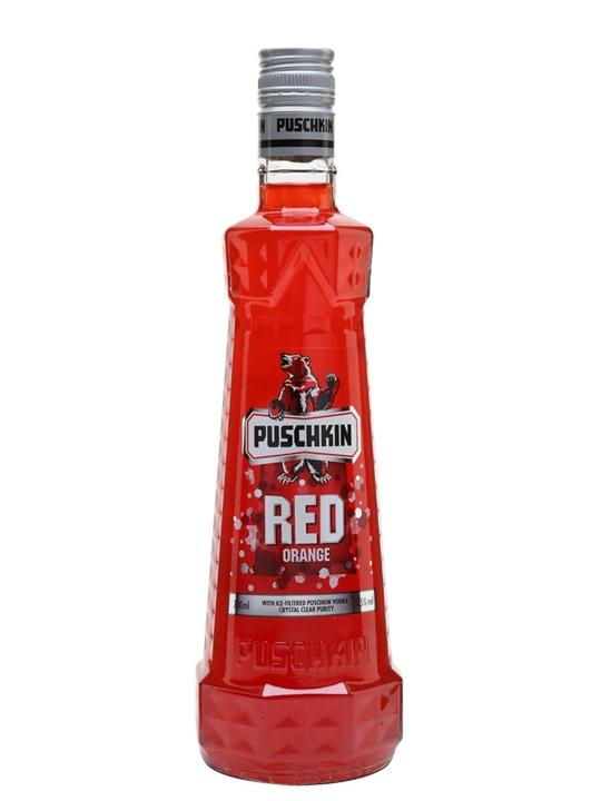 Puschkin Red Liqueur