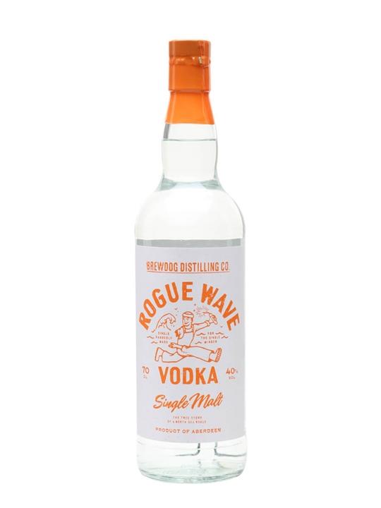 Rogue Wave Vodka / Brewdog