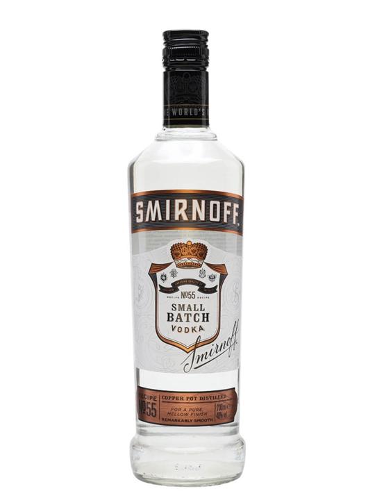 Smirnoff Black Label Vodka