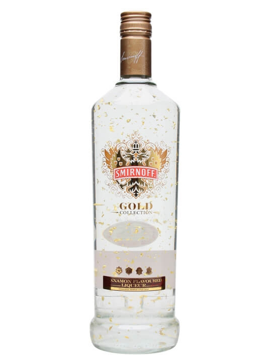 Smirnoff Gold / Cinnamon Vodka