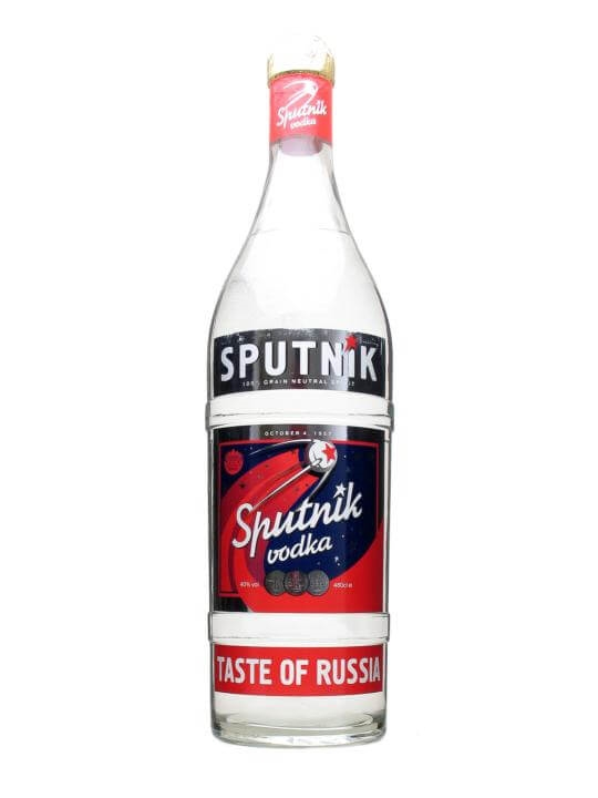 Sputnik Vodka / Large Bottle