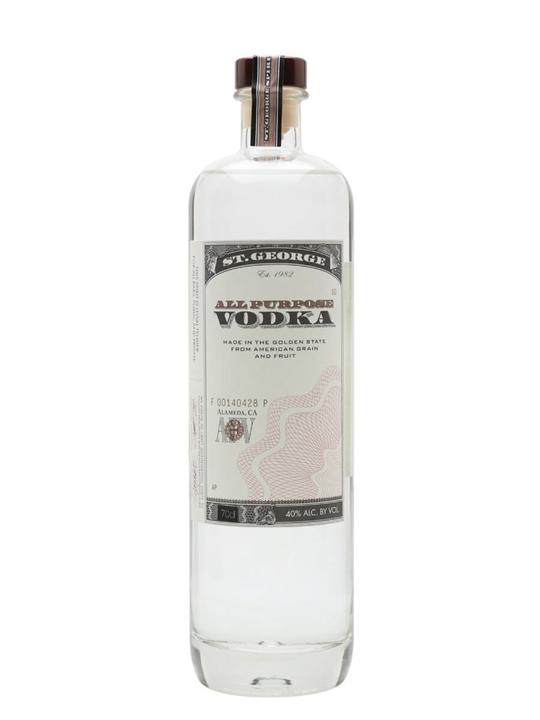 St George Distillery All Purpose Vodka