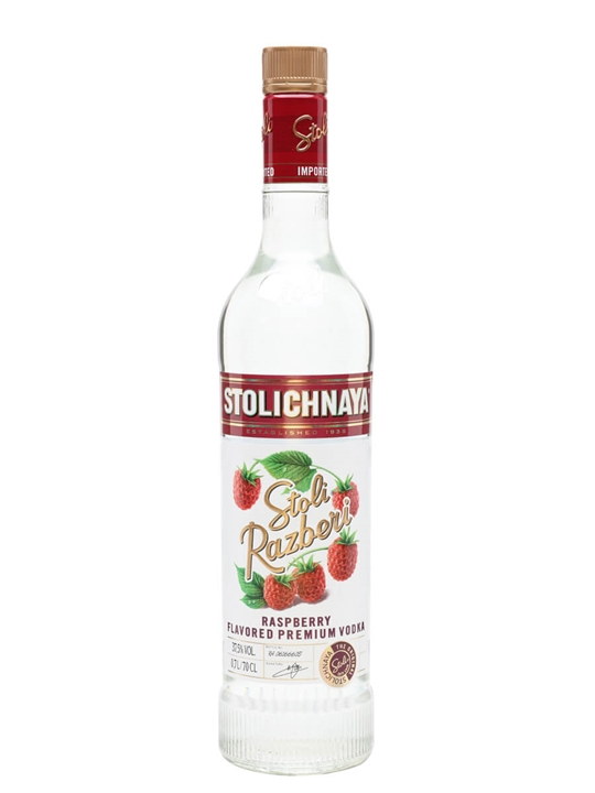 Stolichnaya Raspberry Vodka
