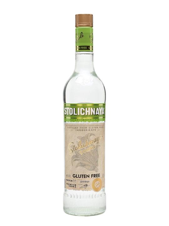 Stolichnaya Gluten Free Kosher Vodka