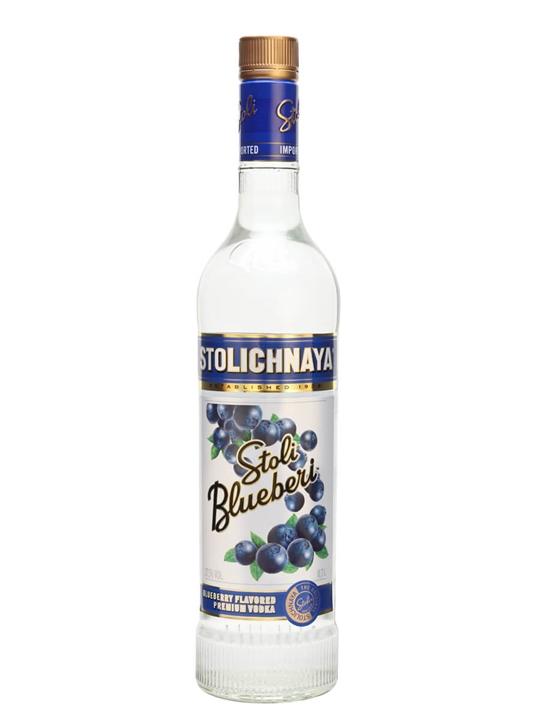 Stolichnaya Blueberi Spirit