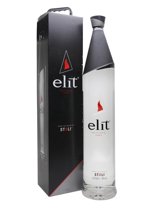 Stolichnaya Elit Vodka / Imperial