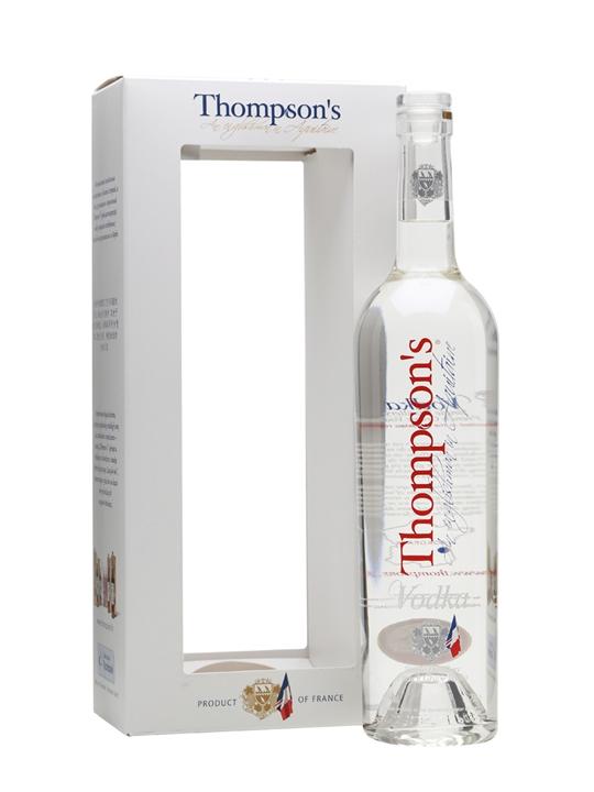 Thompson's Bordelais Vodka