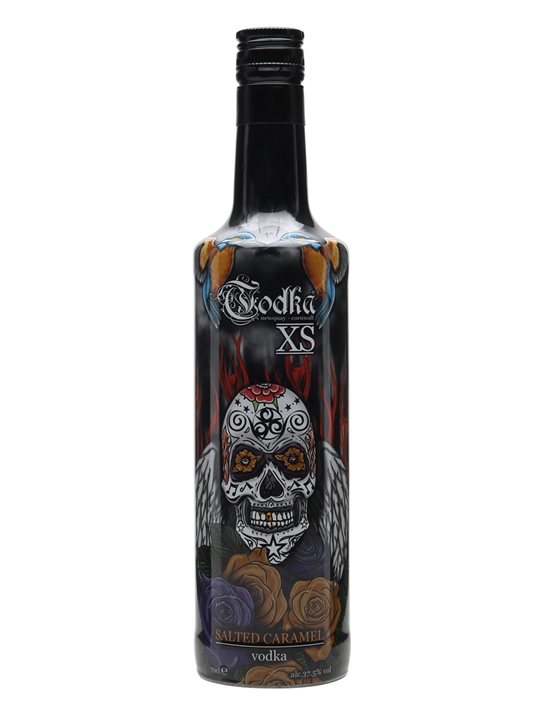 Todka Xs Salted Caramel Vodka