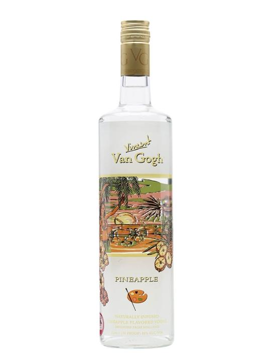 Van Gogh Pineapple Vodka / Litre