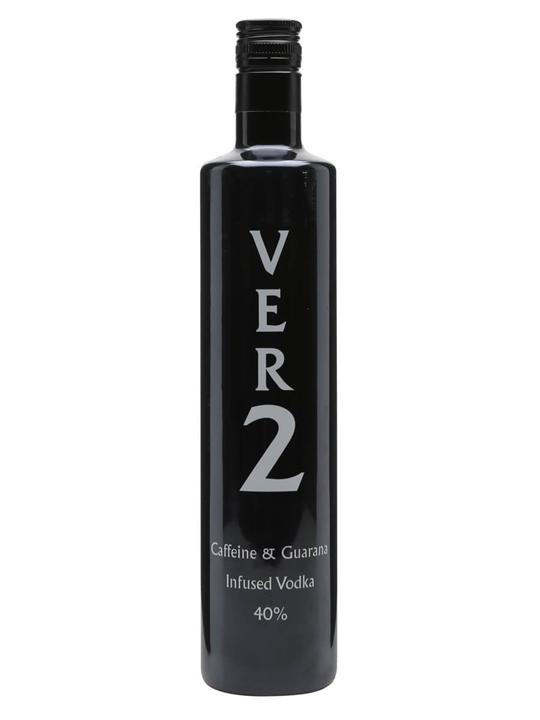 Ver2 Caffeine & Guarana Infused Vodka