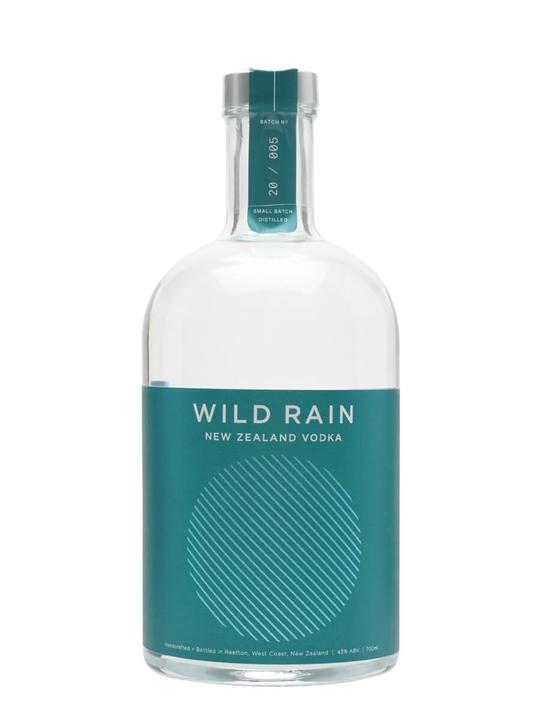 Wild Rain Vodka