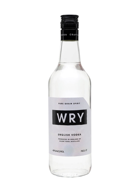 Wry English Vodka