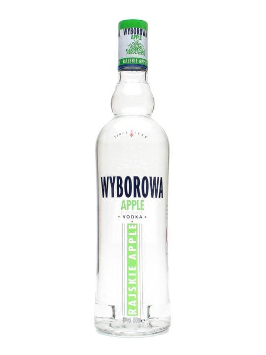 Wyborowa Apple Vodka