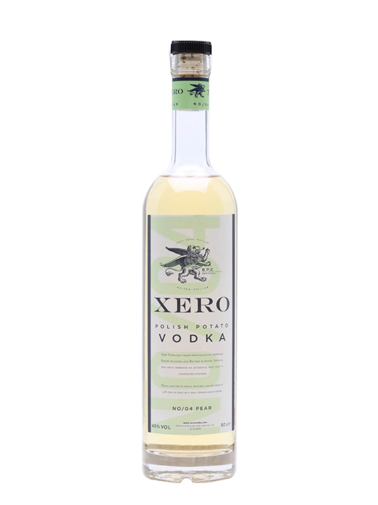 Xero No 04 Pear Vodka / Half Litre