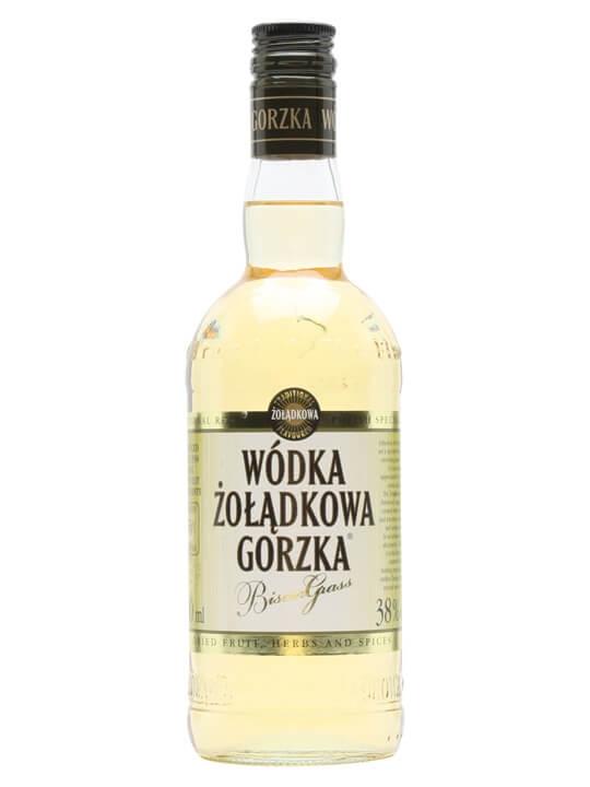 Zoladkowa Gorzka Bison Grass