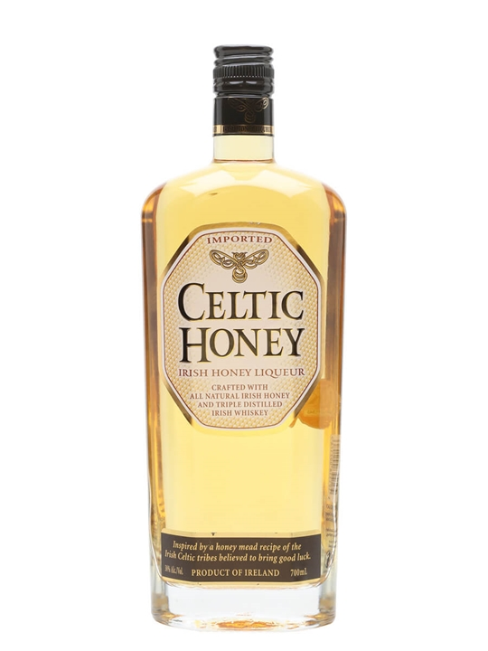 Celtic Honey Irish Whiskey Liqueur