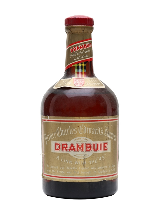 Drambuie Whisky Liqueur / Bot.1970s