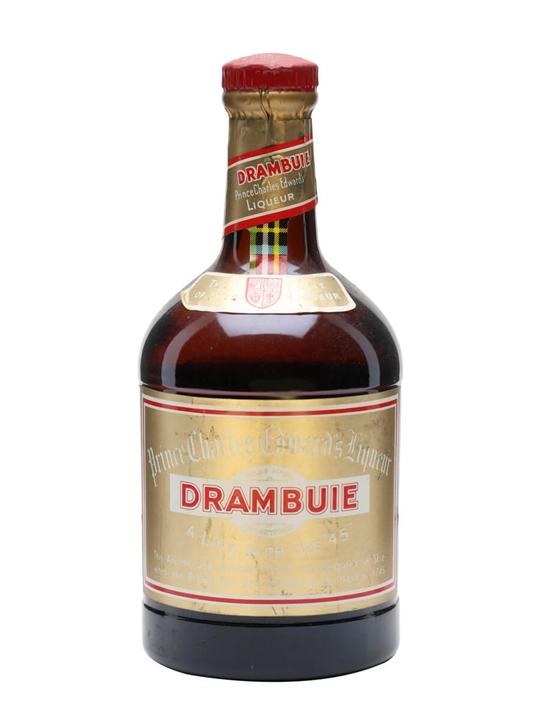Drambuie Whisky Liqueur / Bot.1980s