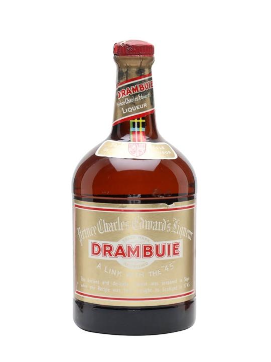 Drambuie Liqueur / Bot.1980s