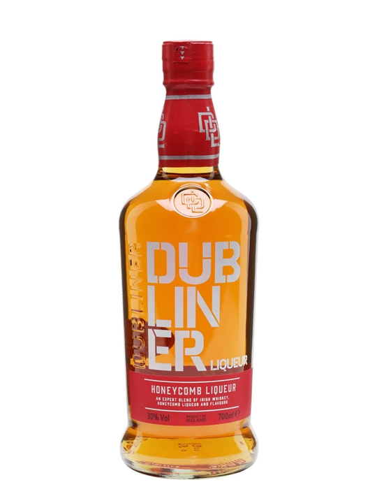 The Dubliner Irish Whiskey Liqueur