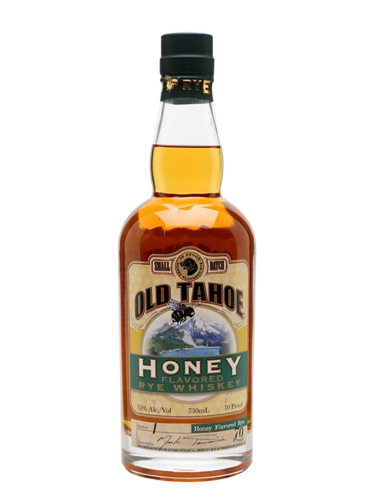 Old Tahoe Honey Rye Flavoured Whiskey