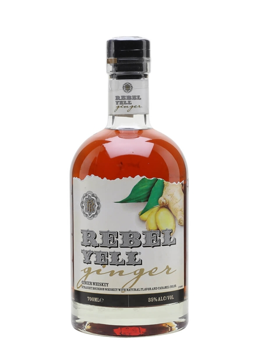 Rebel Yell Ginger Liqueur