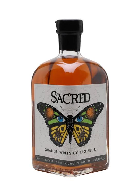 Sacred English Whisky Liqueur