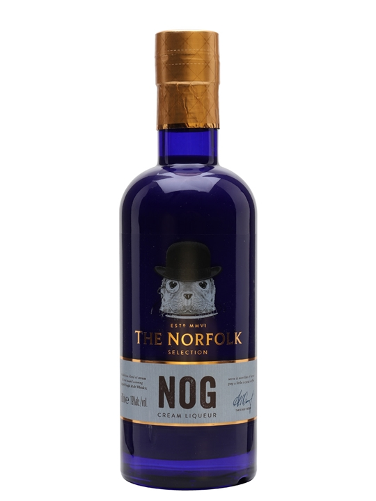 Norfolk Nog English Whisky Company