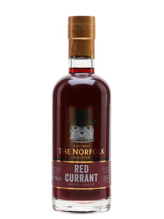 Norfolk Redcurrant Whisky Liqueur