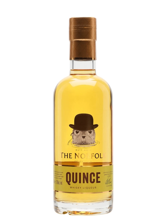 Norfolk Quince Whisky Liqueur