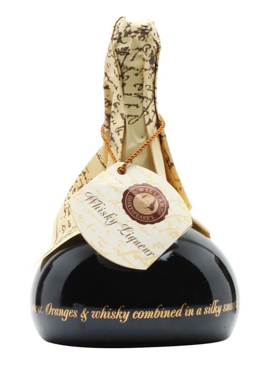 William Shakespeare Whisky Liqueur