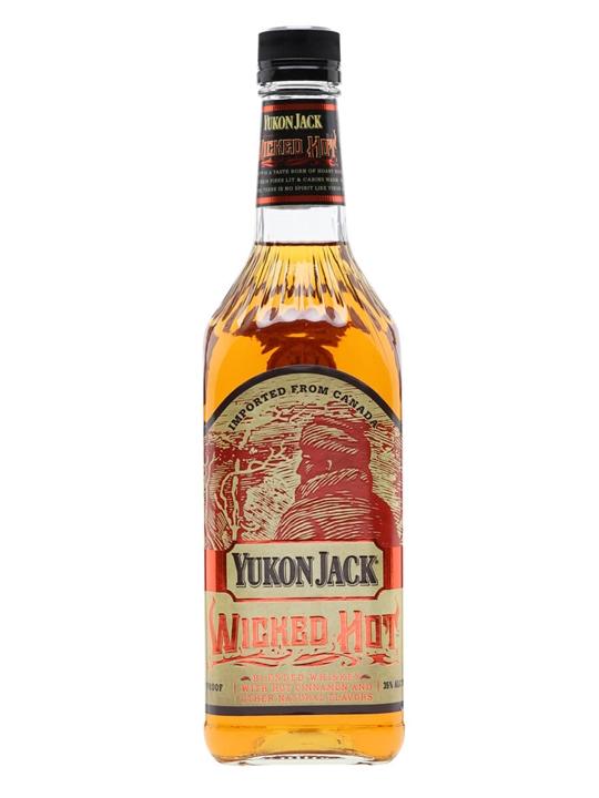 Yukon Jack Wicked Hot Liqueur