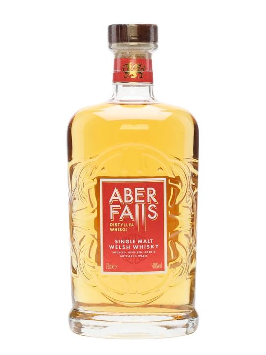 Aber Falls Whisky / 2021 Release Single Malt Welsh Whisky