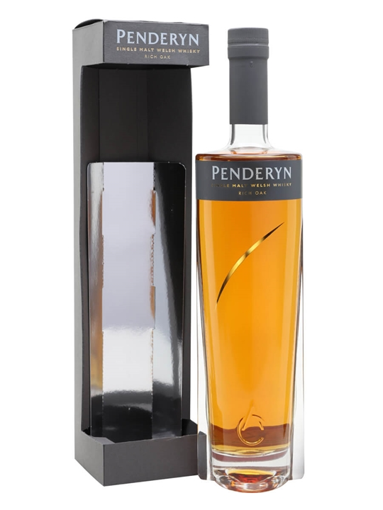 Penderyn Rich Oak Welsh Single Malt Whisky