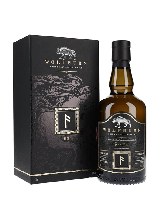 Wolfburn Kylver Series Release 4 Highland Single Malt Scotch Whisky