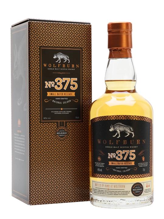 Wolfburn Batch No.375 Highland Single Malt Scotch Whisky