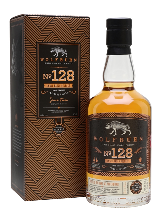 Wolfburn Batch 128 Highland Single Malt Scotch Whisky