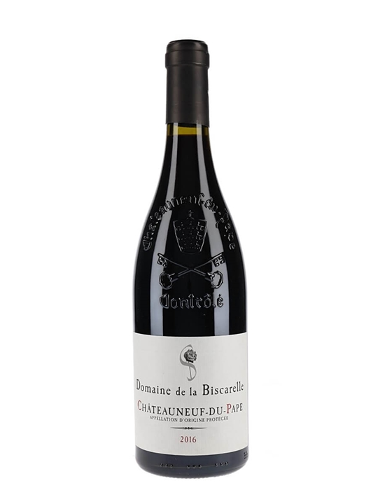 Biscarelle Chateauneuf Du Pape 2016