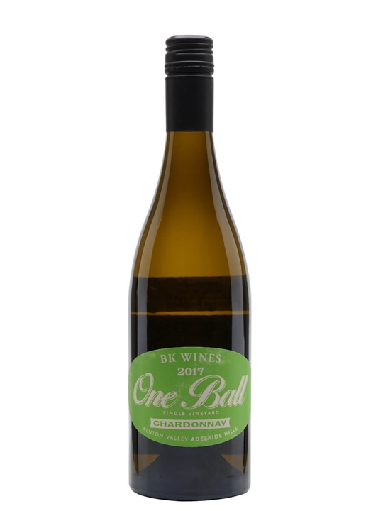 BK Wines One Ball Chardonnay 2017