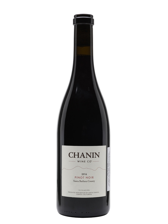 Chanin Santa Barbara County Pinot Noir 2016